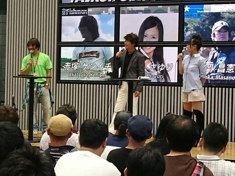東京ルアパラFishman参戦記