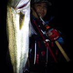 今回も、AUX鈴木君と共に涸沼へシーバス釣りに行ってきました。