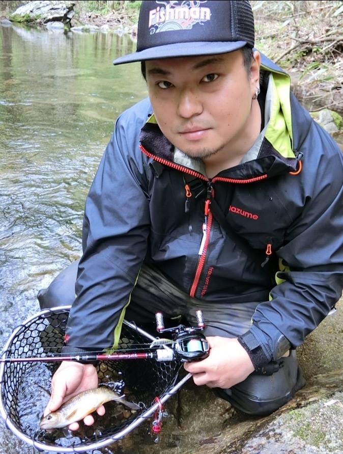 茨城の渓流についてお話したいと思います
