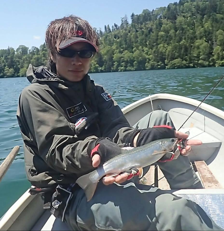 北海道の有名釣りクラブ「RFS」さんの釣り大会が然別湖で開催されたので、お邪魔してきました。