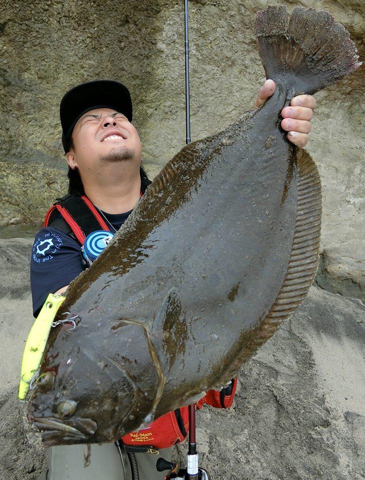 茨城ではリバーシーバスやサーフのヒラメの釣果が徐々に上向きになってきています。