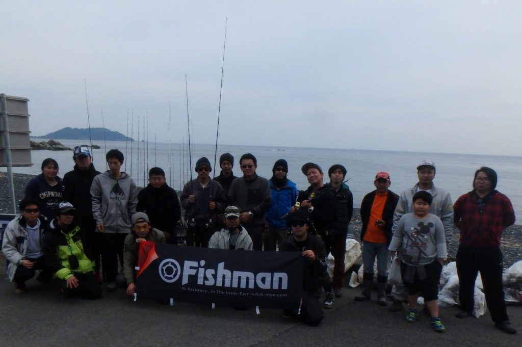 先日、大分の釣り人によるフィールドの清掃活動『豊の水辺クリーンプロジェクト』にお招きいただき、参加して来ました。