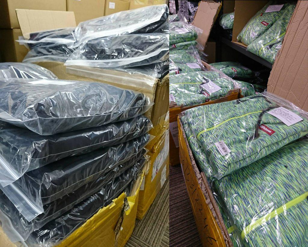 ビエントパーカージャガード(L、XL、XXL)及びビエントパーカー(XL、XXL)が入荷致しました。