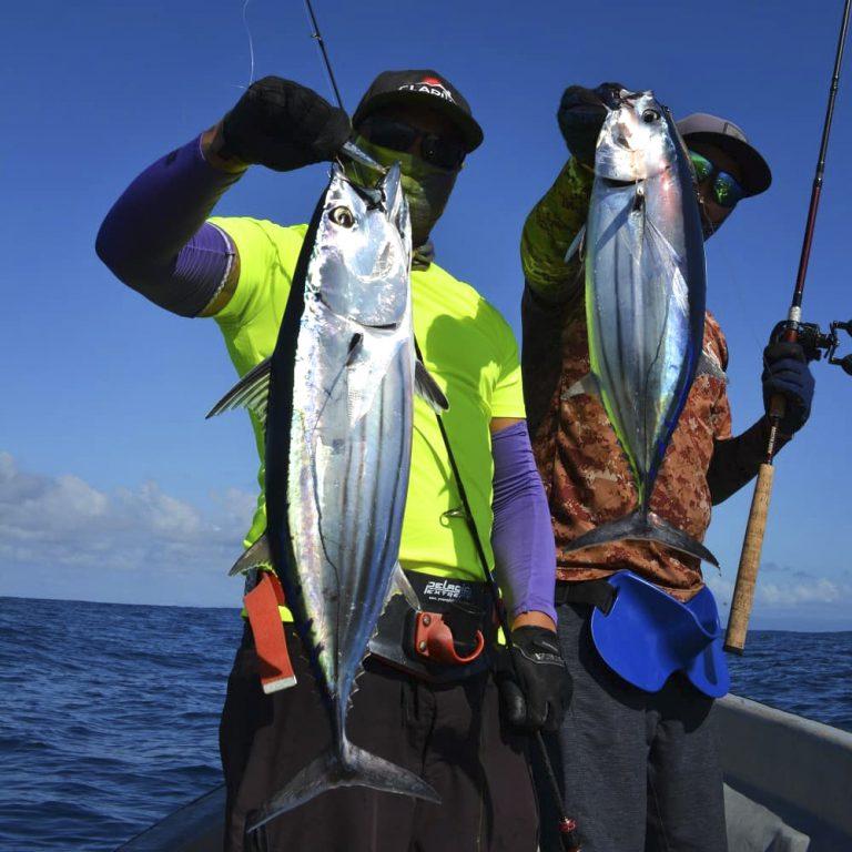 今回はプロトのBrist78XXXHとPUMPKING190mmプロトのテストも含め釣り天国ソロモン諸島に行ってきました。