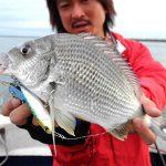 豪州釣旅⑥ ゴールドコーストのブリム釣り(チヌ)