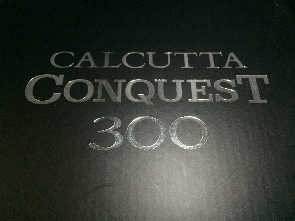 18カルカッタコンクエスト300のインプレ