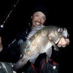 先日、夜磯での尺メバルをビームス インテ7.9ULでやっと釣り上げる事が出来ました!