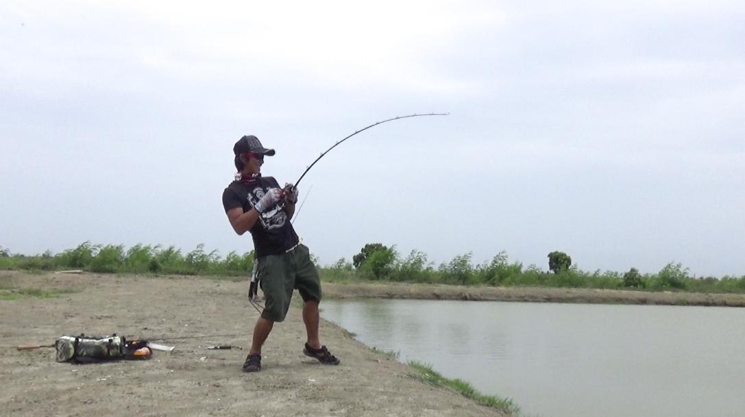 魚をバラしてしまう方の特徴の一つ