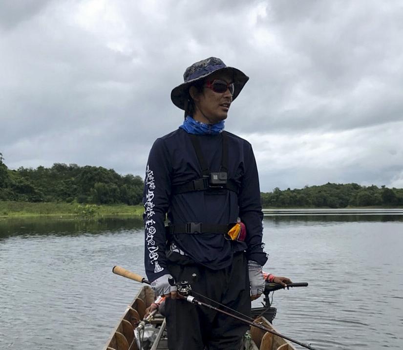RYO Fishmanワッペン