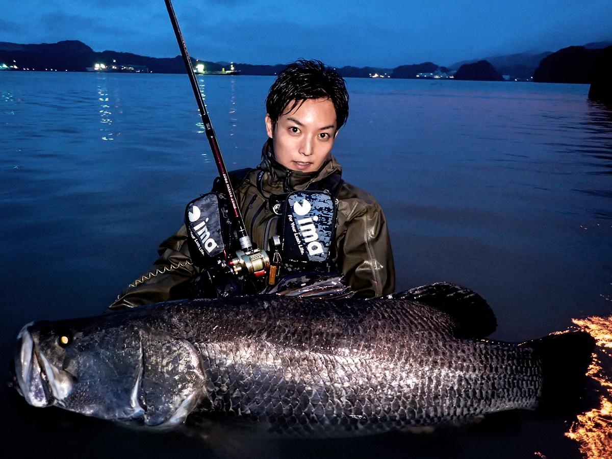 【BRIST comodo8.3XXXXH(プロト)アカメ最終章!】日本三大怪魚は期待を裏切らなかった!!