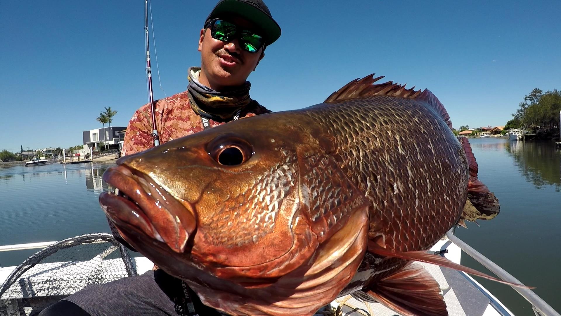 今シーズン初Goodコンディション!蒸し暑い気候を好み、ストームなどの大型低気圧がくるこの時期に活性が上がる魚の正体とは?!