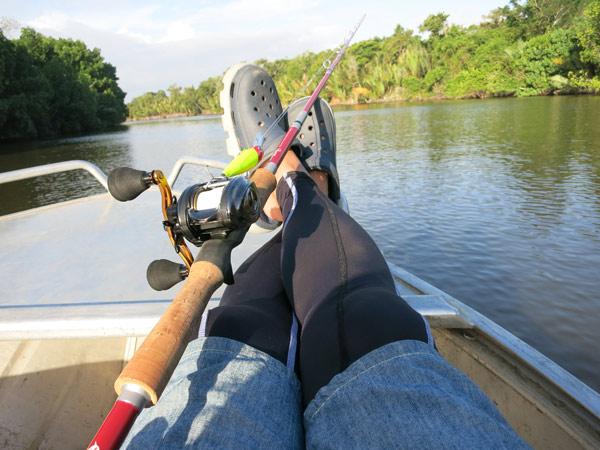 準備~現地到着~実釣 PNG釣旅①