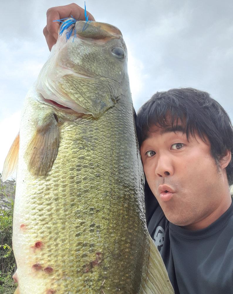Fishmanバス釣りへの適応性①