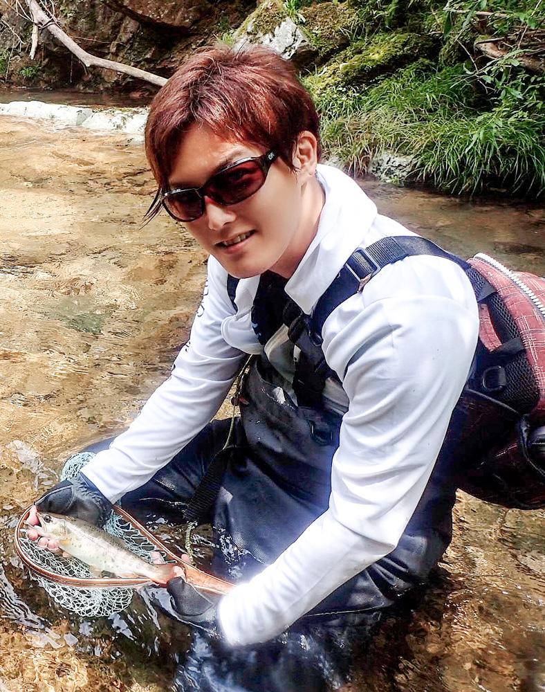 天然記念物ゴギを釣るため標高の高いエリアへ。そのはずが…!?