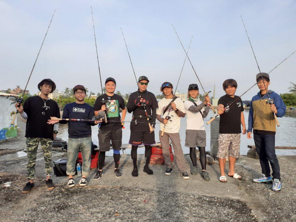 健二郎 釣り 山下