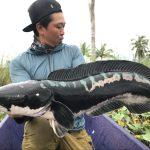 超爆!!トーマン釣りの楽園はフィリピンにひっそりと!?
