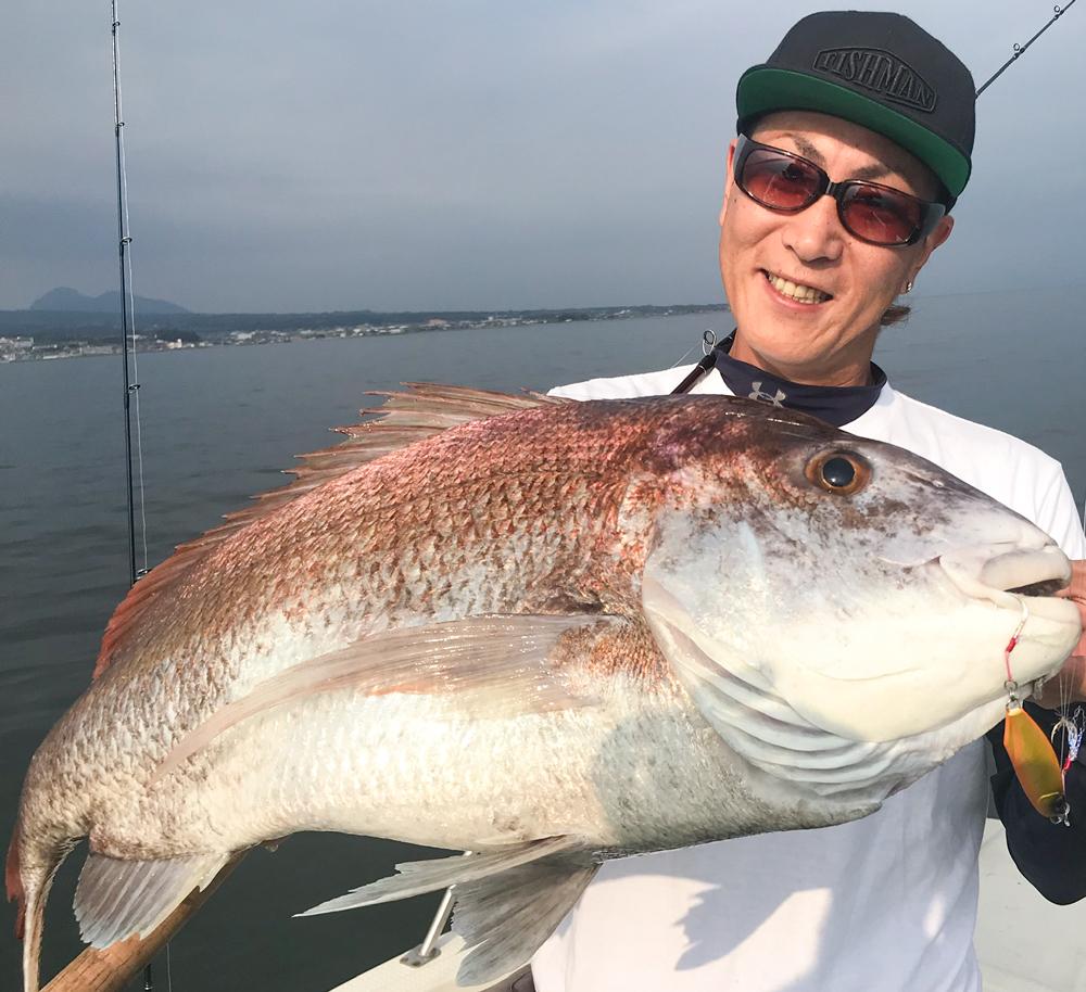 長崎、有明海での旬な釣り