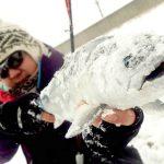 極寒の北海道で開催されるロングラン大会にAUX霜上が参戦!ウェイイン目指して大会に挑む為に選んだロッドとは?