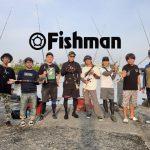 釣りよかでしょう。さんと三代目J SOUL BROTHERSの山下健二郎さんがFishmanロッドでバラマンディー!