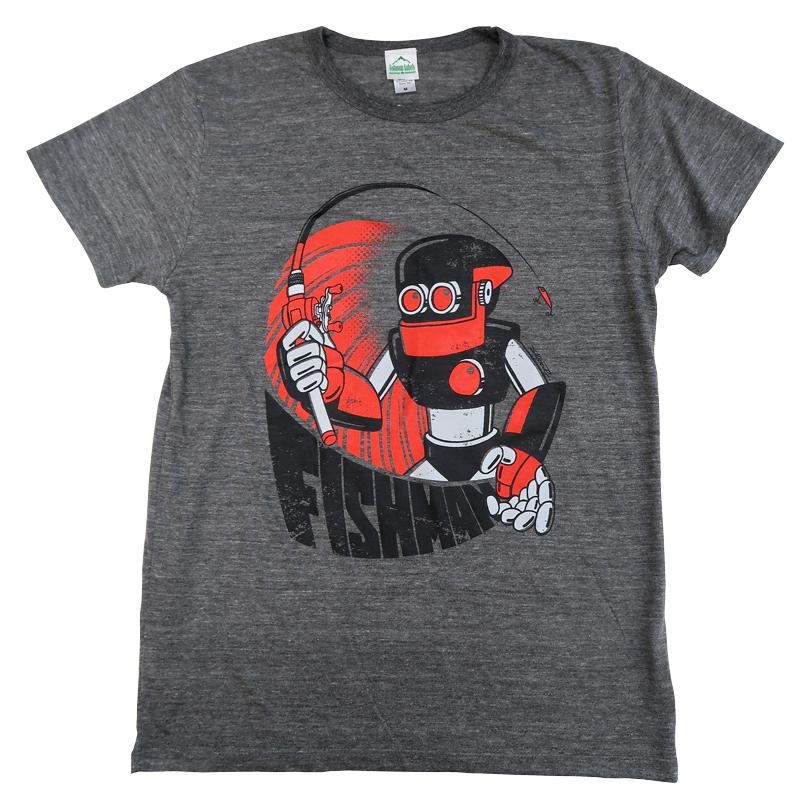 FLEXロボTシャツ