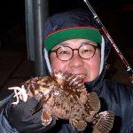 インテ79ULで楽しむ!極寒の北海道で激シブナイトロック!