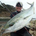 大寒波直撃の熊本でBRIST VENDAVAL10.1Mを使ったエクストリーム釣行!