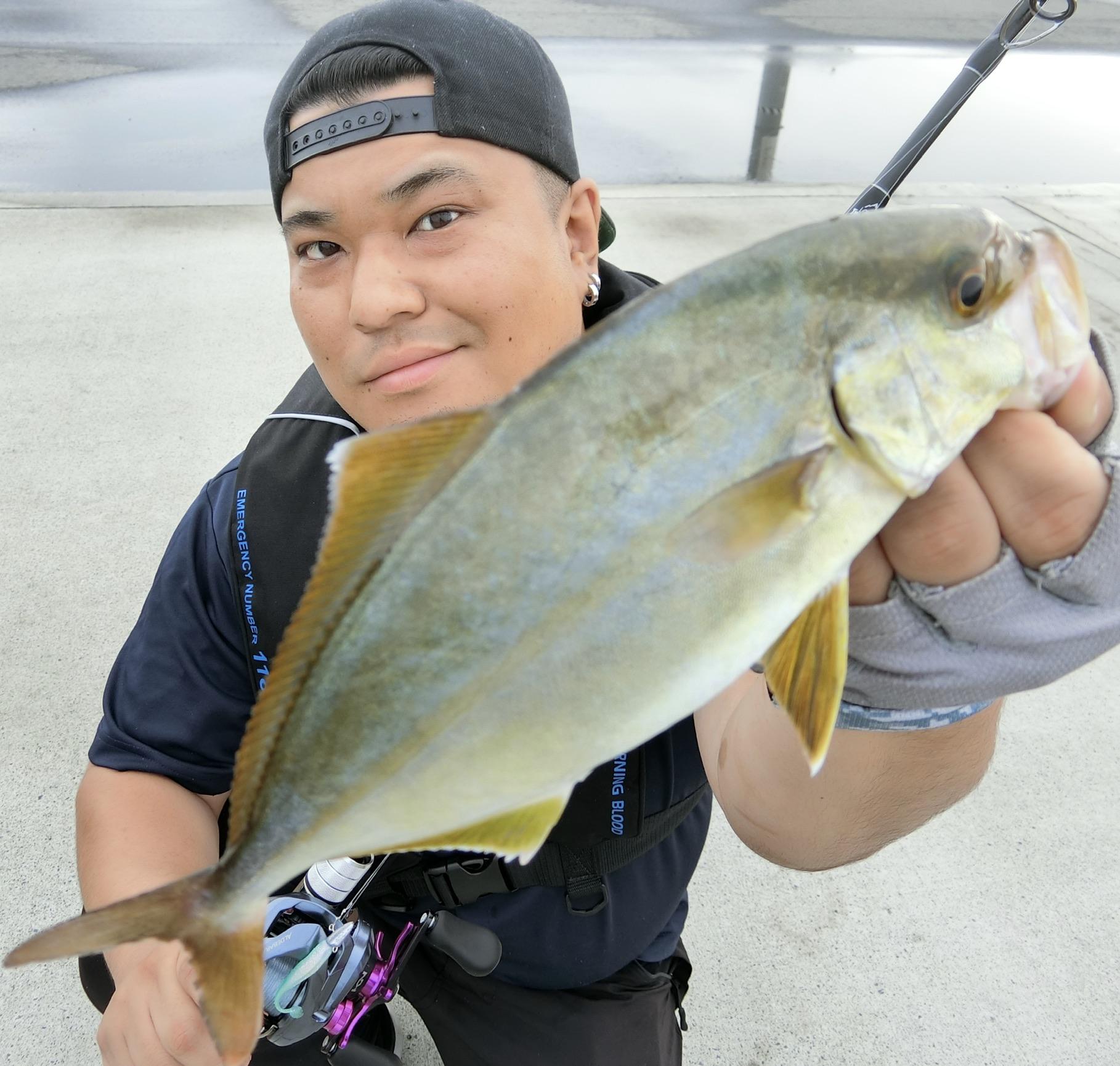 ロッド1本で楽しむ夏の釣り