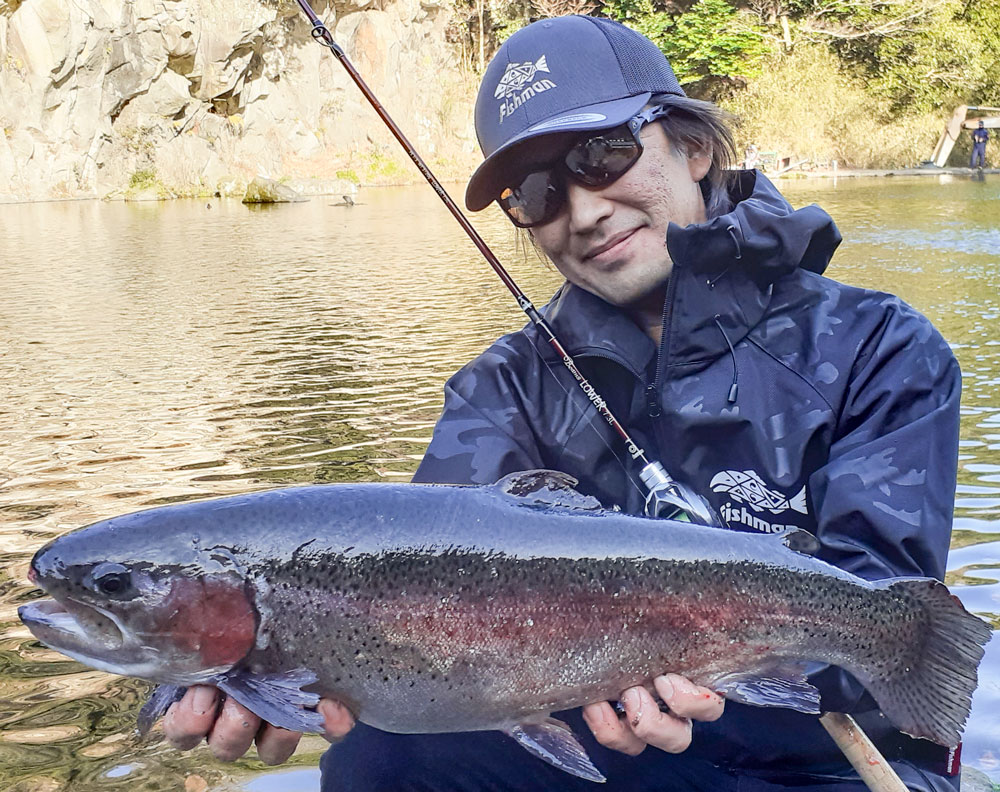日本の釣り!! エリアトラウト編