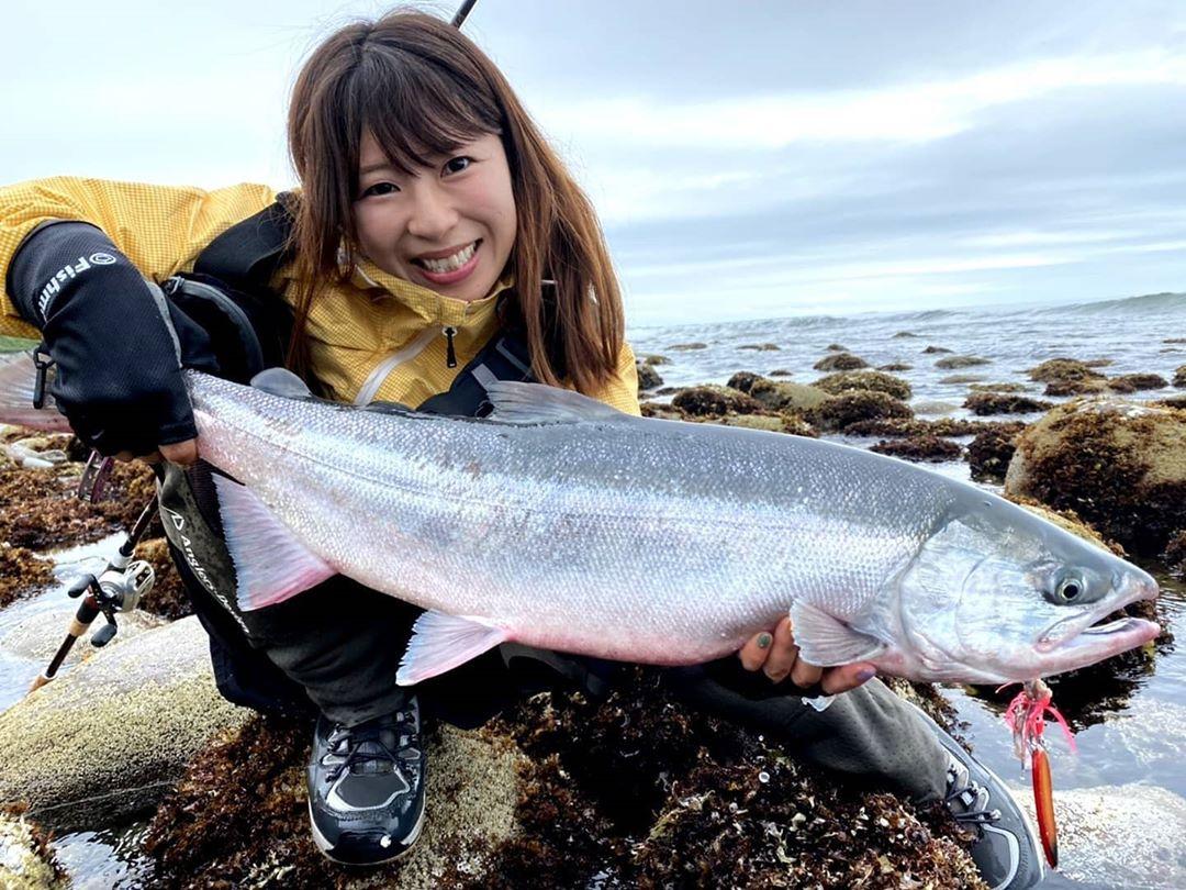 小野ちゃんの北海道の大自然でのダイナミックファイト!