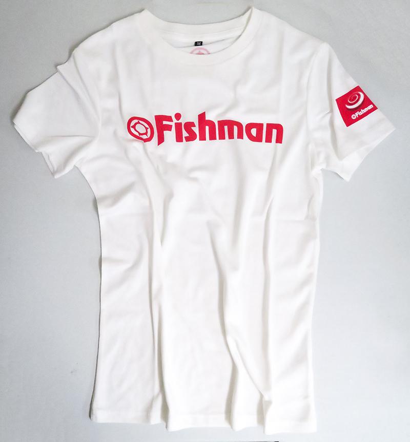 アウトレットセール品 FishmanドライTシャツ