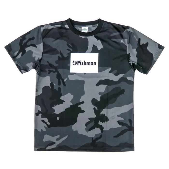 アウトレットセール品 ドライTシャツ(ブラック)
