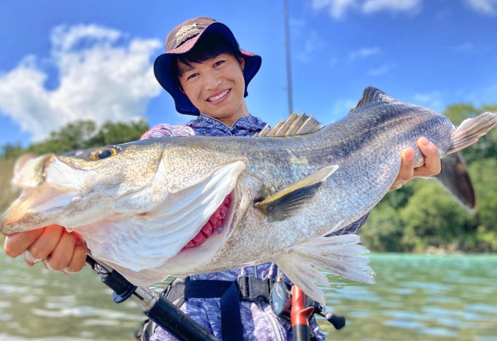 スズキ釣りにドンピシャなBeams CRAWLA9.2L+!しなやかに曲がるがハリがある。そんなロッドから受ける恩恵!