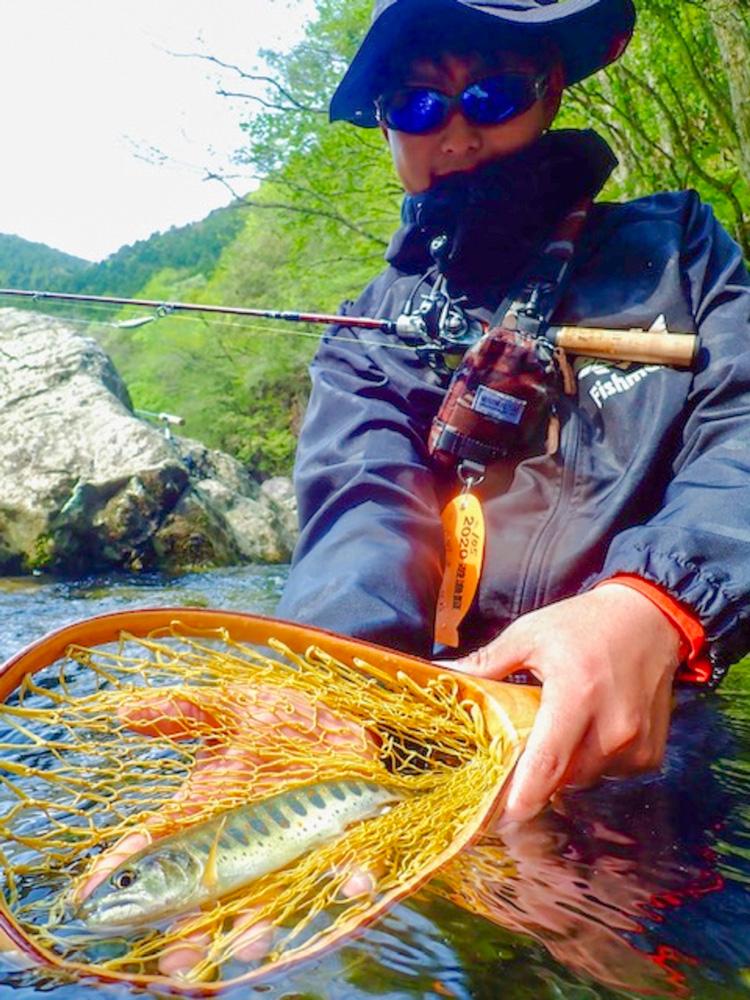 Beams blancsierra5.2ULで禁漁までの渓流を楽しむ!
