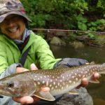 Fishman ロッドで渓流釣りを一緒に楽しみましょう!