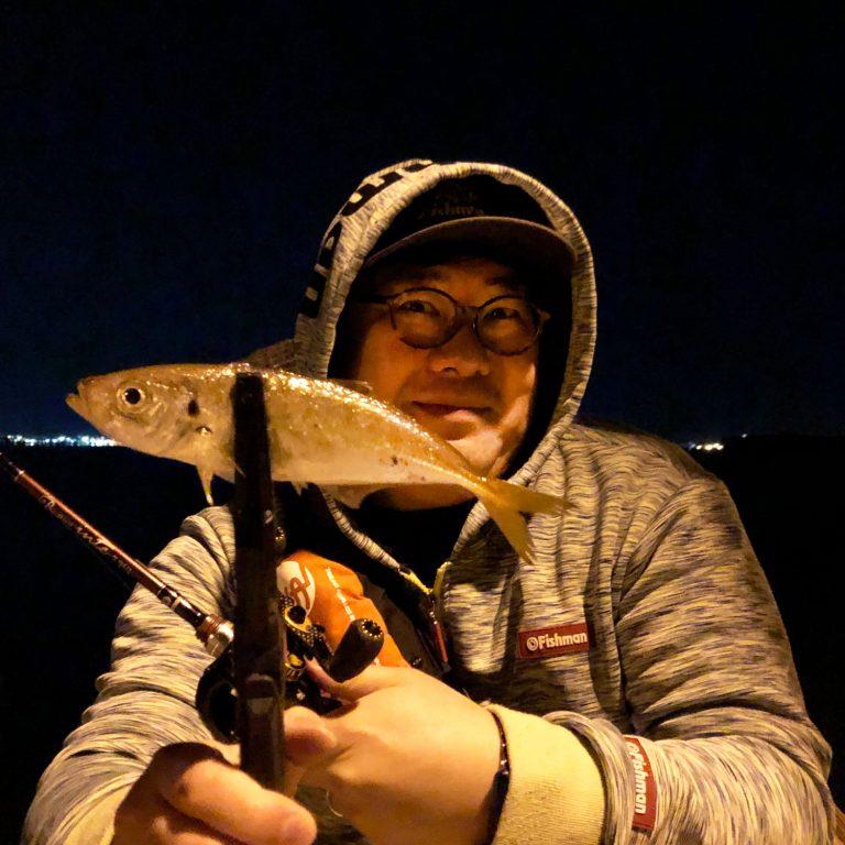 秋のアジハイシーズンをベイトタックルで楽しむ! Fishmanロッドでベイトアジングのオススメはコレだ!
