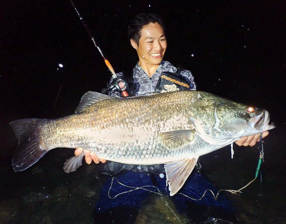 """何となく""""釣れそう""""そんな気がして。柔よく剛を制す、CLAWRA 9.2L+の魚とのやり取りにおけるメリット!"""