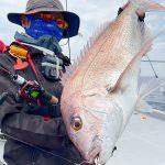 「ライトタックルで、何が喰ってくるか分からない!?」Fishmanロッドで魚種無制限、高級魚乱舞のスーパーライトジギング