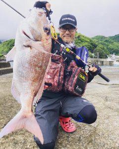 渡邊 マダイ